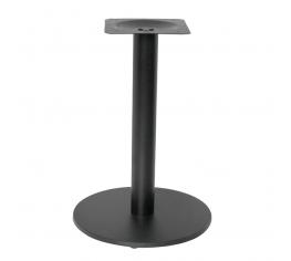 bordsstativ rund svart